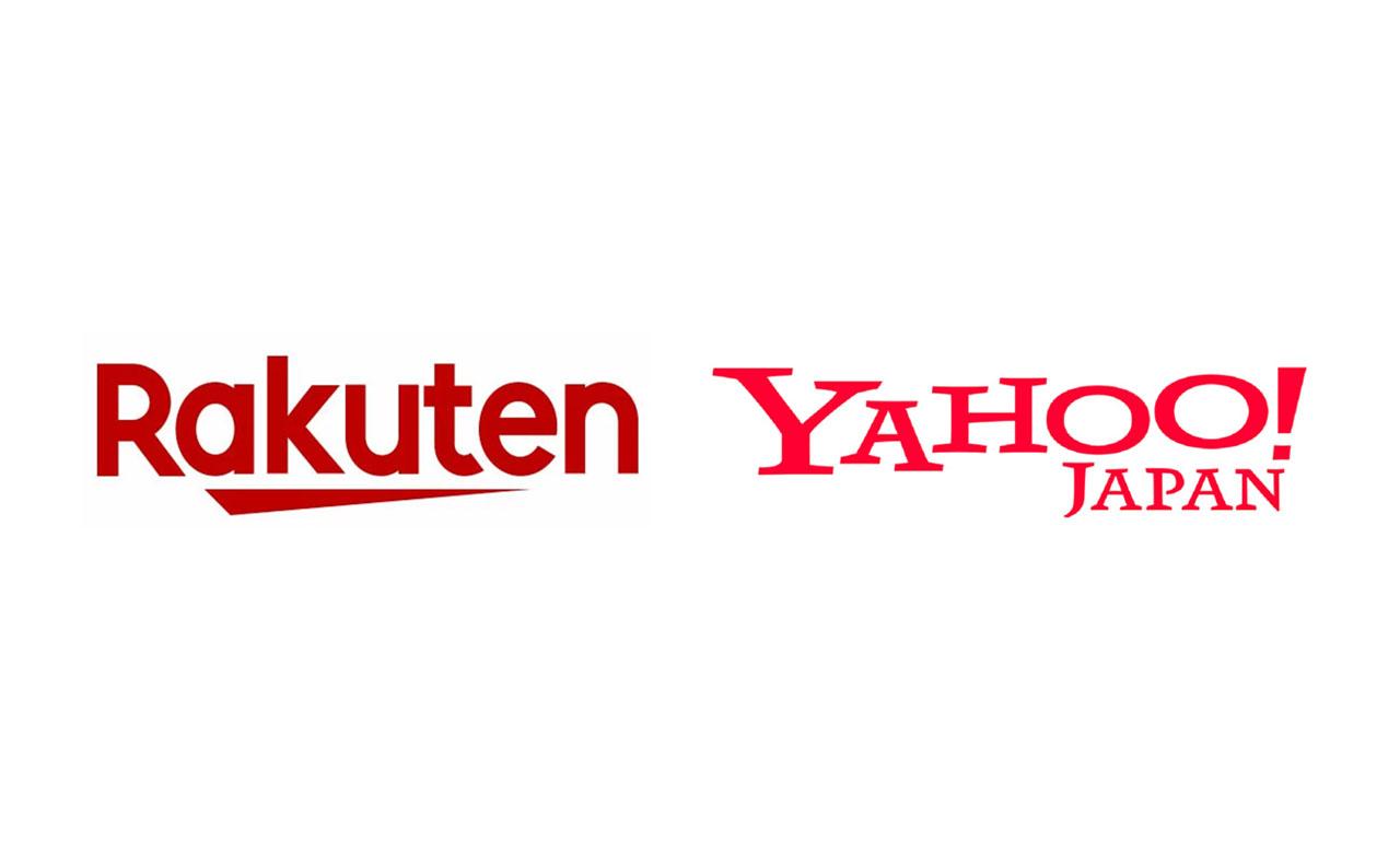 楽天 Yahoo!